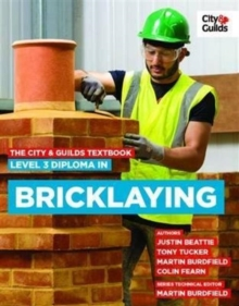 The City & Guilds Textbook: Level 3 Diploma in Bricklaying, Paperback / softback Book