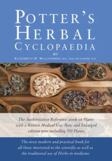 Potter's Herbal Cyclopaedia, Paperback Book