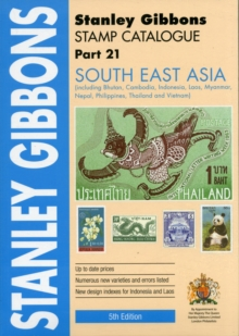 Stamp Catalogue : South-East Asia Part 21, Paperback / softback Book