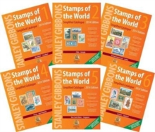 Stamps of the World : Simplified Catalogue Volume 1-6, Paperback Book