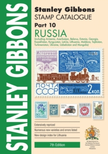 STANLEY GIBBONS PART 10 RUSSIA, Paperback Book
