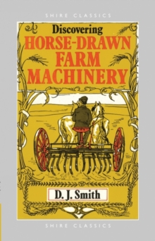 Horse Drawn Farm Machinery, Paperback Book