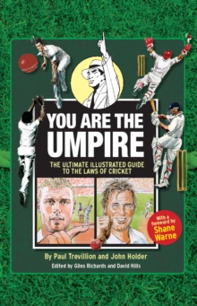 You are the Umpire, Hardback Book