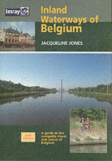 Inland Waterways of Belgium, Hardback Book