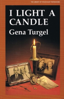 I Light a Candle, Paperback Book