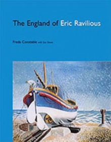 The England of Eric Ravilious, Paperback Book