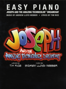 Joseph and the Amazing Technicolour Dreamcoat, Paperback Book