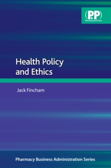 Health Policy and Ethics, Paperback / softback Book