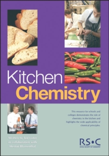 Kitchen Chemistry, Paperback / softback Book