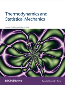 Thermodynamics and Statistical Mechanics, Paperback / softback Book