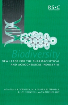 Biodiversity : New Leads for the Pharmaceutical and Agrochemical Industries, Hardback Book