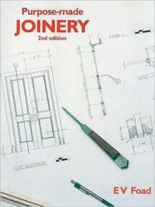 Purpose-Made Joinery, Paperback Book