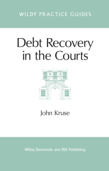 Debt Recovery in the Courts, Paperback / softback Book