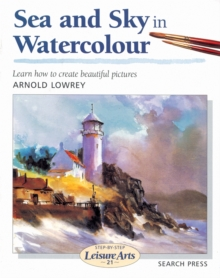 Sea and Sky in Watercolour (SBSLA21), Paperback / softback Book