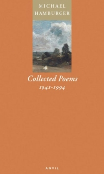 Collected Poems, 1941-1994, Paperback Book