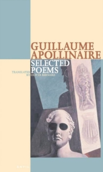 Selected Poems Guillaume Apollinaire, Paperback / softback Book