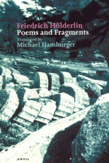 Poems and Fragments, Paperback / softback Book
