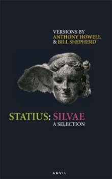 Silvae : A Selection, Paperback / softback Book