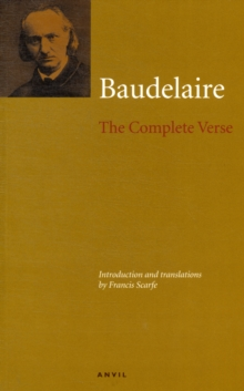 Charles Baudelaire: The Complete Verse, Paperback Book