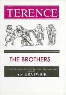 Terence: The Brothers, Paperback / softback Book