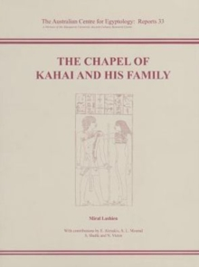 The Chapel of Kahai and His Family, Paperback / softback Book