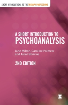 A Short Introduction to Psychoanalysis, Paperback Book