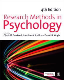 Research Methods in Psychology, Paperback / softback Book
