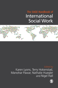 The Sage Handbook of International Social Work, Hardback Book
