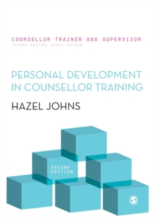Personal Development in Counsellor Training, Paperback Book