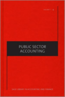 Public Sector Accounting, Hardback Book