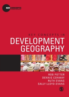 Key Concepts in Development Geography, Paperback / softback Book