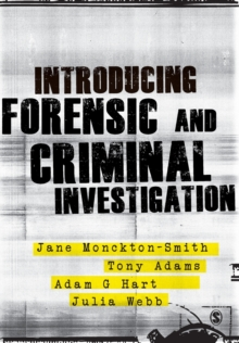 Introducing Forensic and Criminal Investigation, Paperback / softback Book