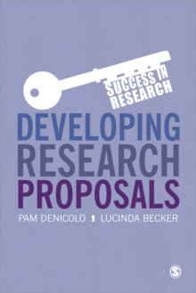 Developing Research Proposals, Paperback / softback Book