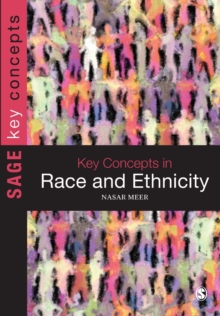 Key Concepts in Race and Ethnicity, Paperback / softback Book