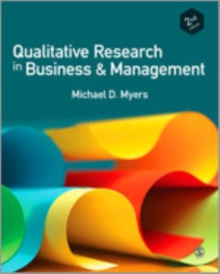 Qualitative Research in Business and Management, Paperback Book
