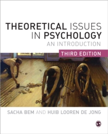 Theoretical Issues in Psychology : An Introduction, Paperback / softback Book
