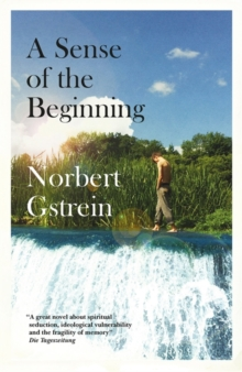 A Sense of the Beginning, Paperback / softback Book