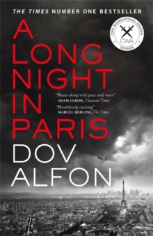 A Long Night in Paris : Winner of the Crime Writers' Association International Dagger, Hardback Book