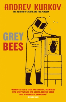 Grey Bees, Paperback / softback Book