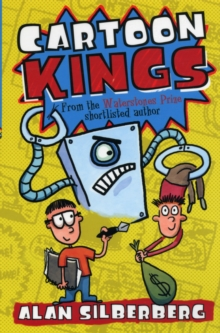 Cartoon Kings, Paperback / softback Book