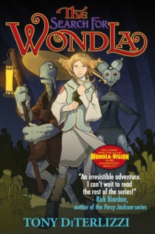 The Search for WondLa, Paperback / softback Book