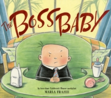 The Boss Baby, Paperback Book