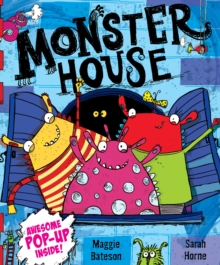 Monster House Pop-Up, Hardback Book