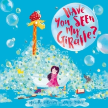 Have You Seen My Giraffe?, Hardback Book