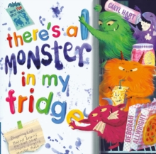 There's a Monster in My Fridge, Paperback Book