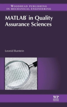Matlab (R) in Quality Assurance Sciences, Hardback Book