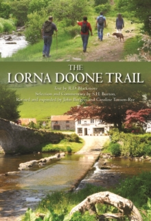 The Lorna Doone Trail, Hardback Book
