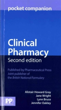 Clinical Pharmacy Pocket Companion, Paperback Book