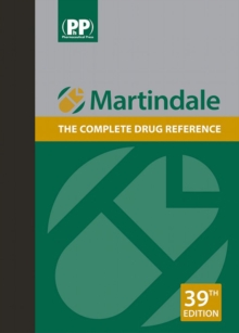 Martindale : The complete drug reference, Hardback Book