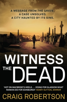 Witness the Dead, Paperback Book